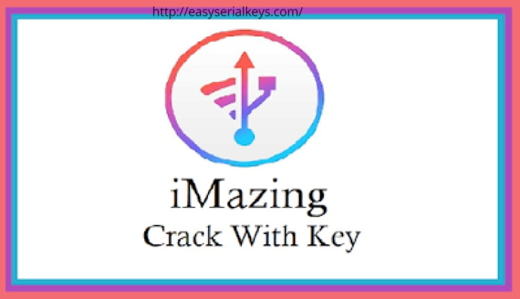 iMazing Crack + Torrent Free Download Latest cover