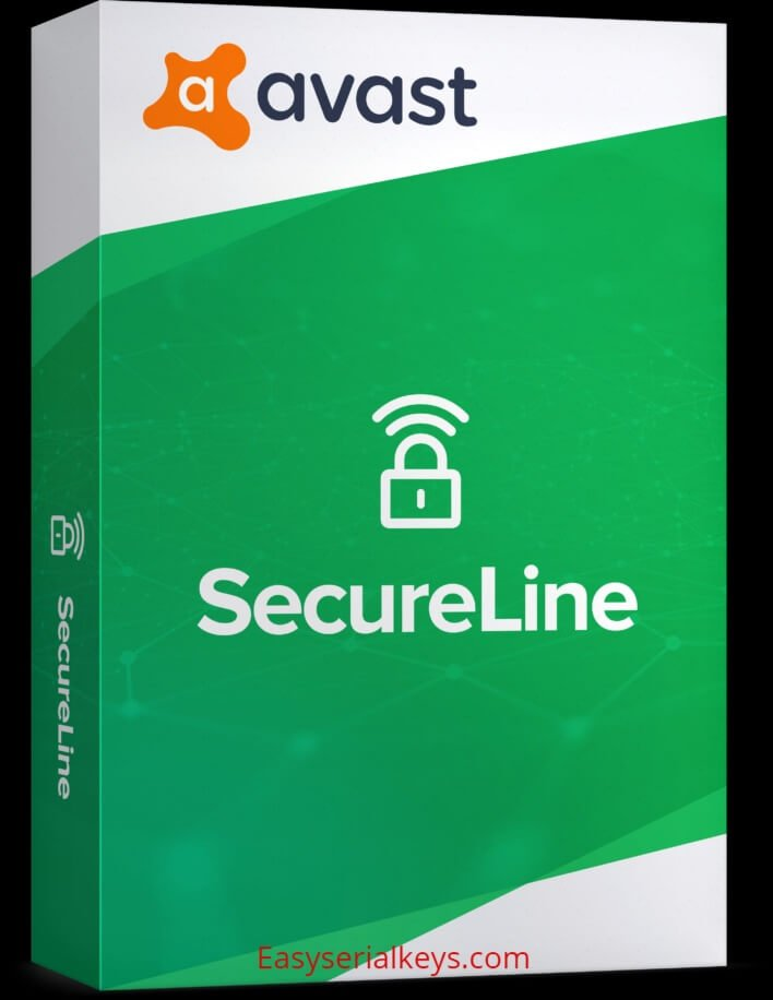 Avast SecureLine VPN License Key Keygen Free Download Latest