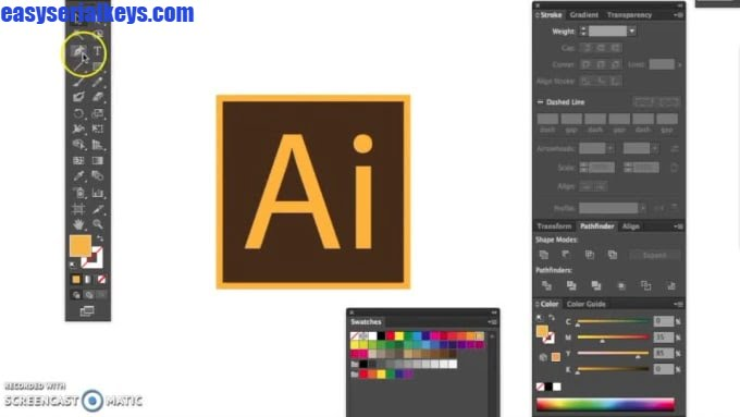 Adobe Illustrator CS6 Crack