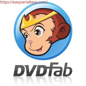 DVDFab 12.0.0.4 Crack With Activation Code Latest Version 2021