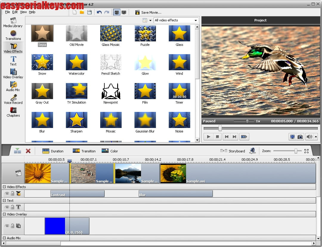 AVS Video Editor download free