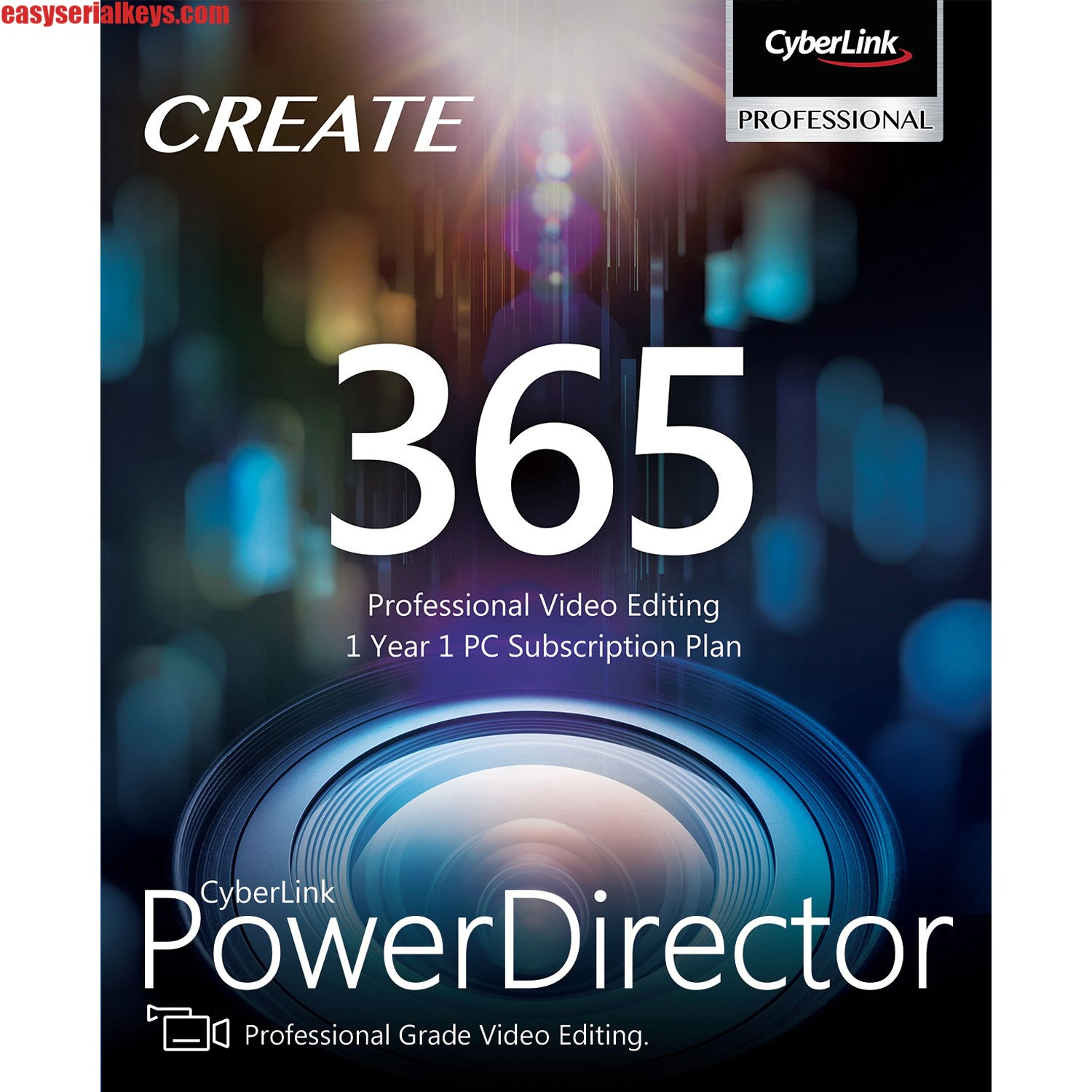 cyberlink pdr e000 rpo0 00 powerdirector 365 1 year subscription 1519291