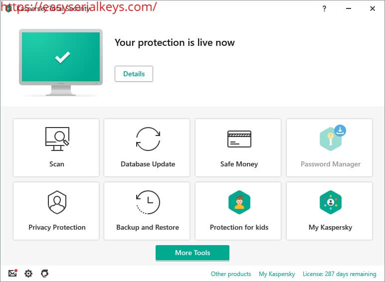 kaspersky-total-security-license key