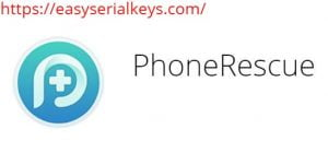 PhoneRescue 6.4.1 Crack With Activation Code 2021 Latest Version