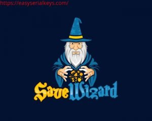 Save Wizard 2020 Cracked For PS4 MAX and PS4 Edition License Key Free Download