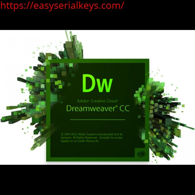 Adobe-Dreamweaver-CC-Serial Key