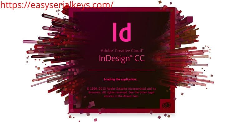 Adobe-InDesign-CC-Activation Key