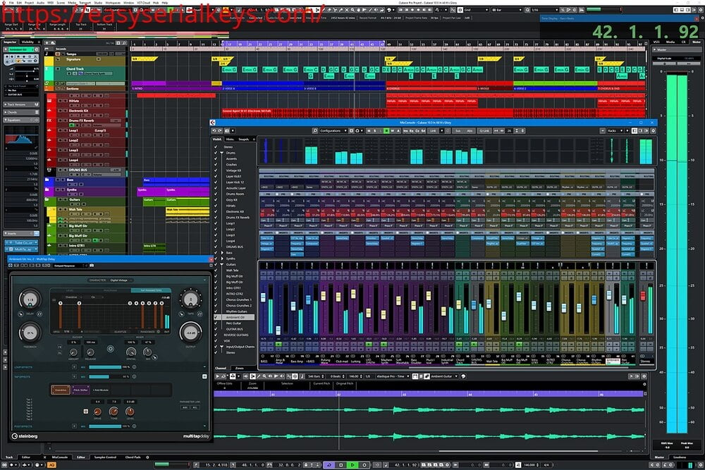 Cubase-Pro-License Key