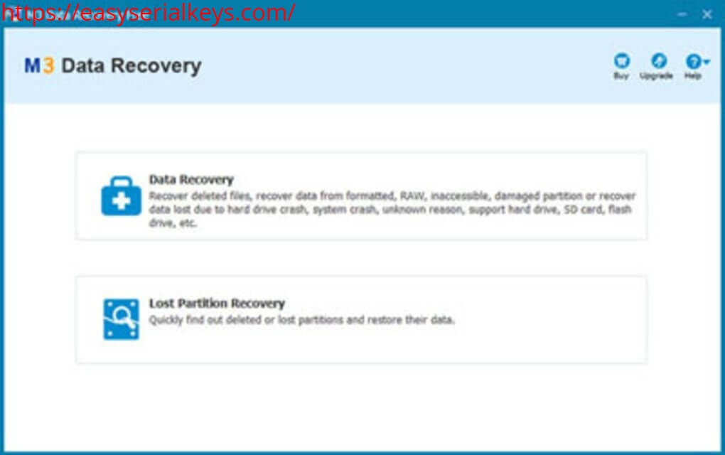 M3-Data-Recovery-License Key