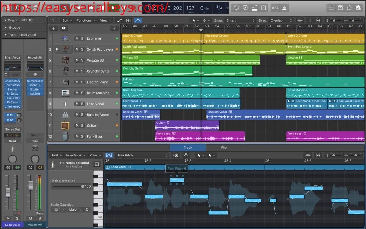 logic-pro-x-license key